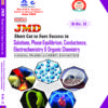 Dinesh JMD SSS in Solutions, Phase Equilibrium, Conductance,  Electrochemistry & Organic Chemistry  B.Sc. II (H.P.U.)